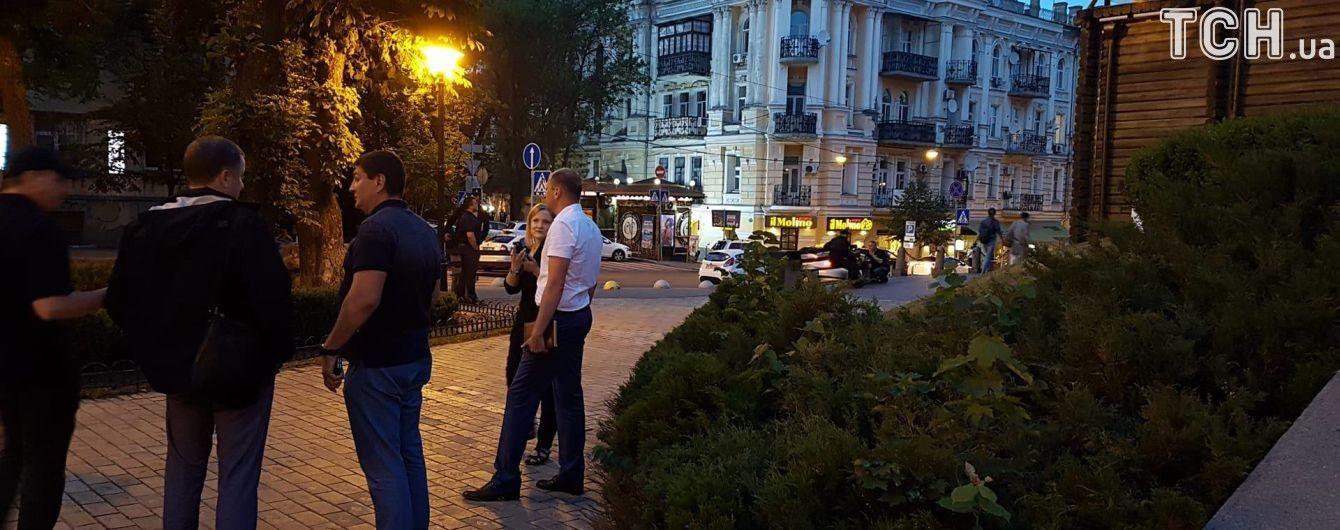 В Киеве возле Золотых ворот зарезали главу союза мигрантов Украины
