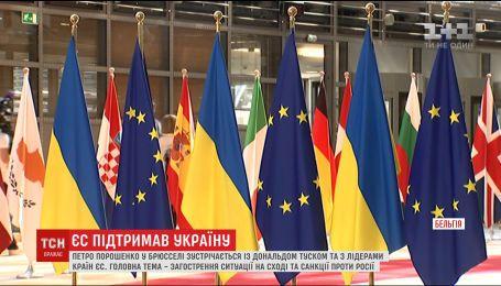 Лидеры ЕС одобрили продление экономических санкций против России