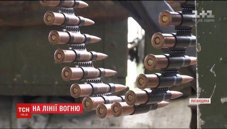 Бойцы рассказали об активизации вражеских снайперов у поселка Крымское