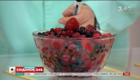 Чому ягоди і фрукти швидко псуються і як зберегти їх свіжими