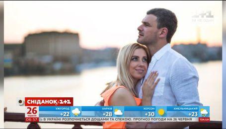 Тоня Матвієнко та Арсен Мірзоян опублікували перше фото медового місяця