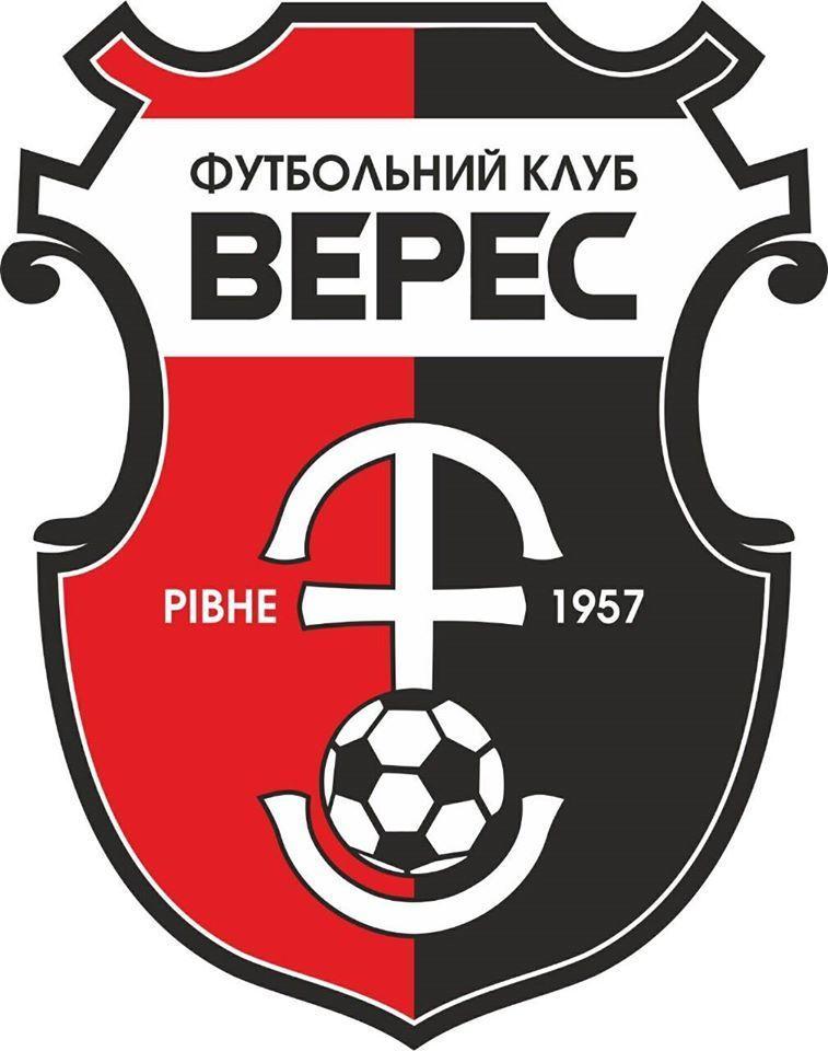 Емблема ФК «Верес»