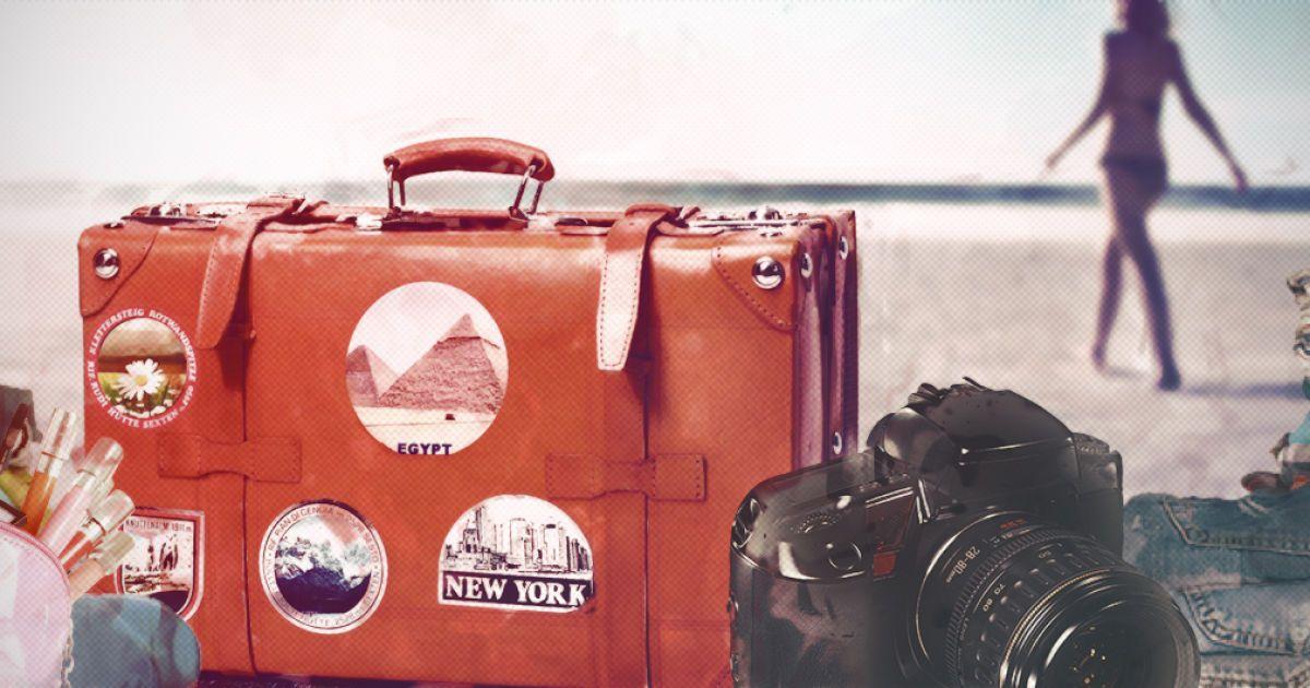 брать с собой на море фотоаппарат