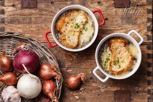 Французский шик: как приготовить луковый суп