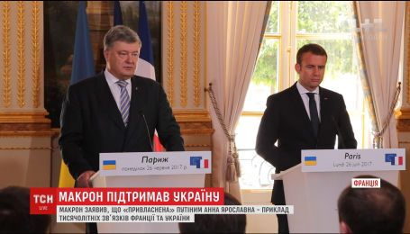 России никуда не деться от минских соглашений, - Эммануэль Макрон