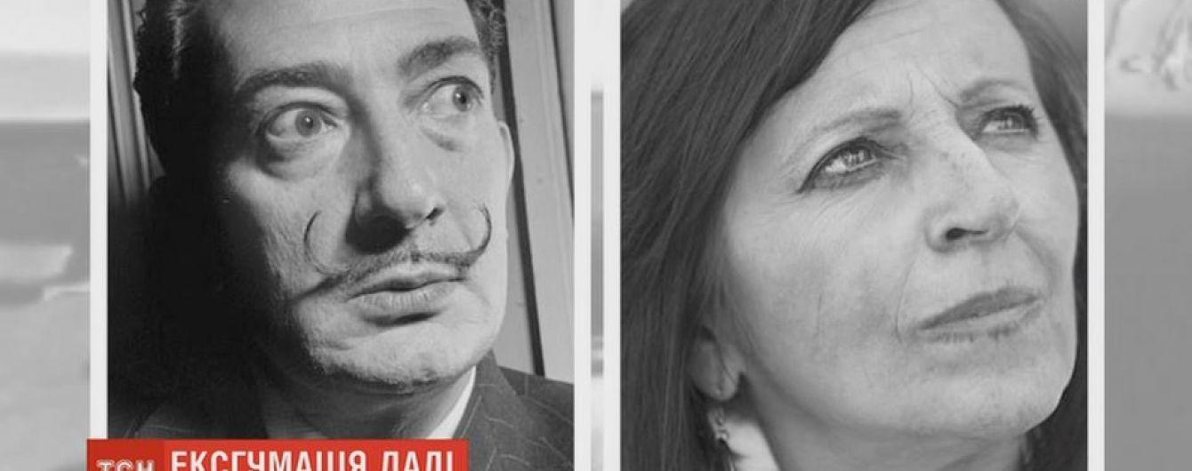 Вуса досі ідеальні: в Іспанії підняли з могили тіло Сальвадора Далі