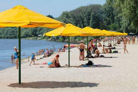 МОЗ оприлюднило мапу небезпечних для українців пляжів