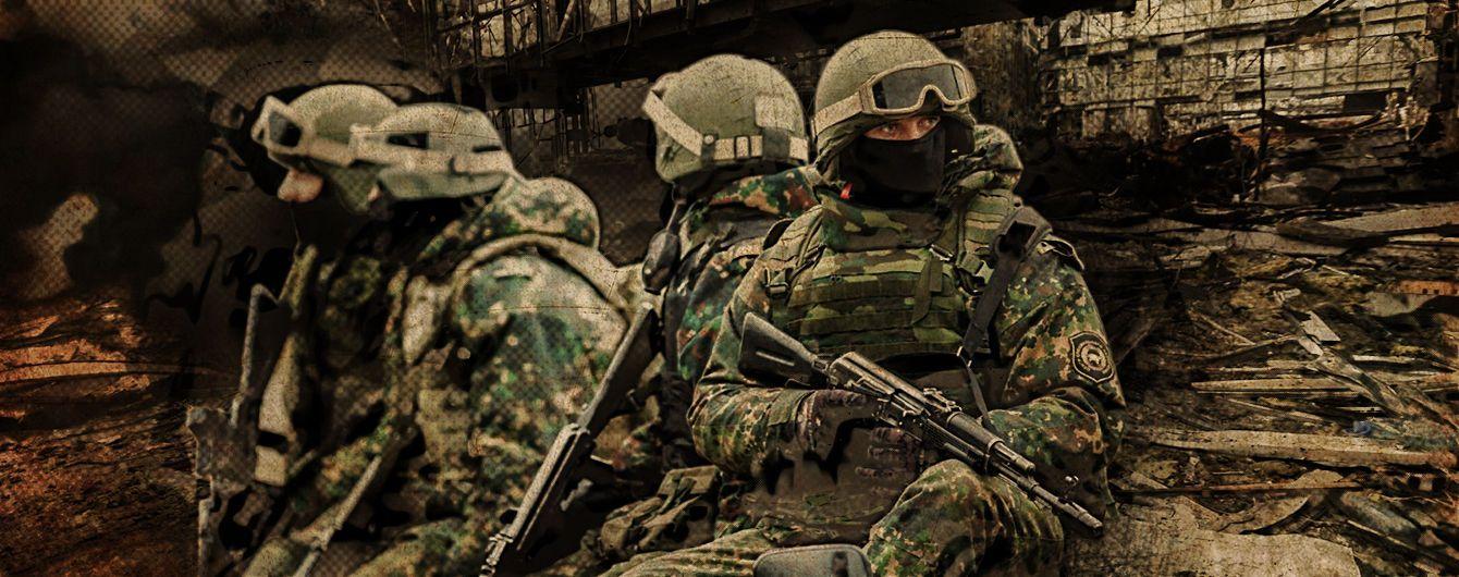 Нет у России никакого спецназа