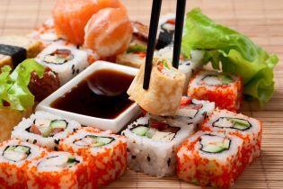 В другому за тиждень столичному суші-ресторані потруїлися відвідувачі