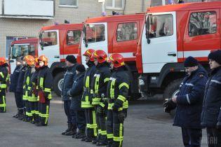На Харьковщине произошел пожар на нефтебазе