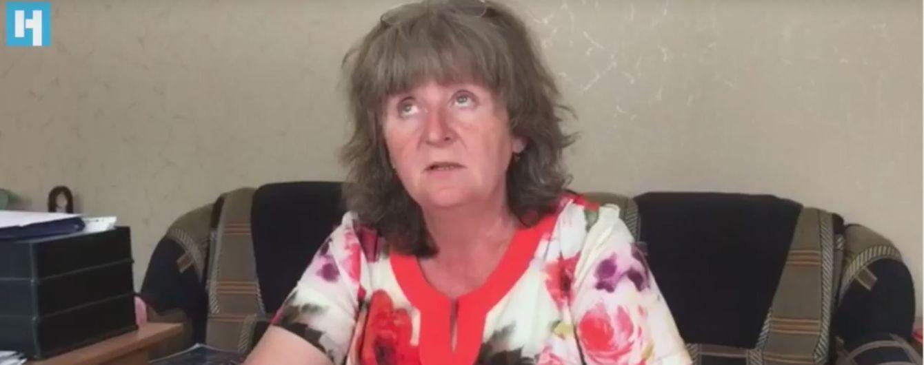Мати полоненого російського військового Агеєва в'їхала на територію України