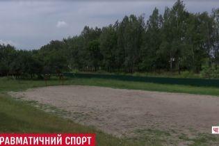 На Черниговщине на уроке у физрука-музыканта травмировался ребенок