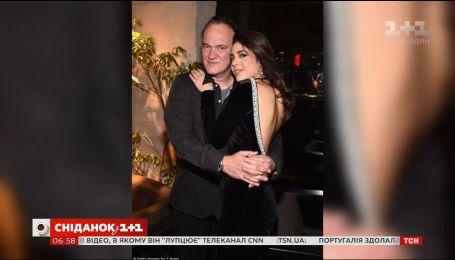 54-річний Квентін Тарантіно вперше наважився на шлюб
