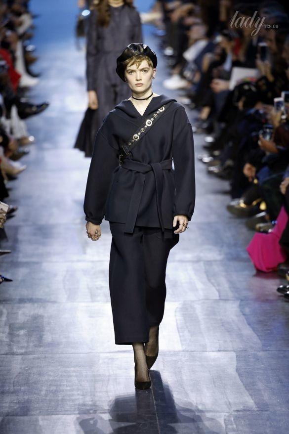Коллекция Christian Dior прет-а-порте сезона осень-зима 2017-2018_1