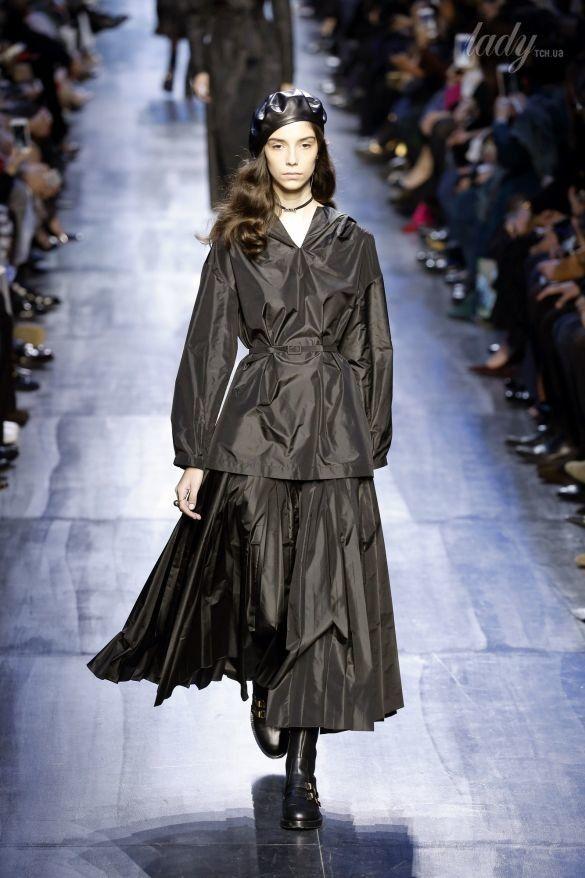 Коллекция Christian Dior прет-а-порте сезона осень-зима 2017-2018_5