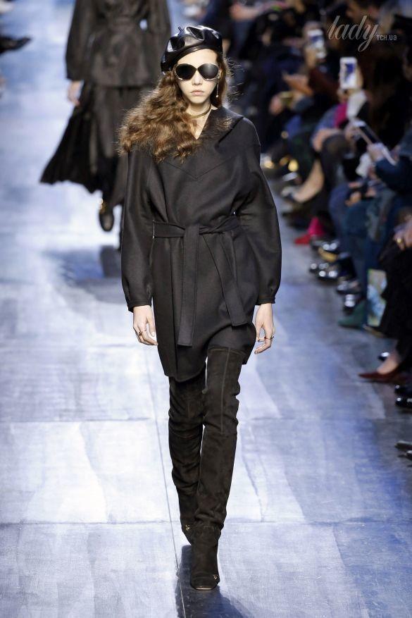 Коллекция Christian Dior прет-а-порте сезона осень-зима 2017-2018_4