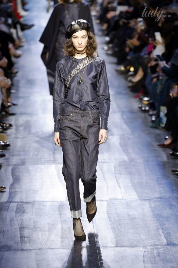 Коллекция Christian Dior прет-а-порте сезона осень-зима 2017-2018_9