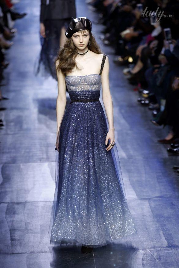 Коллекция Christian Dior прет-а-порте сезона осень-зима 2017-2018_30