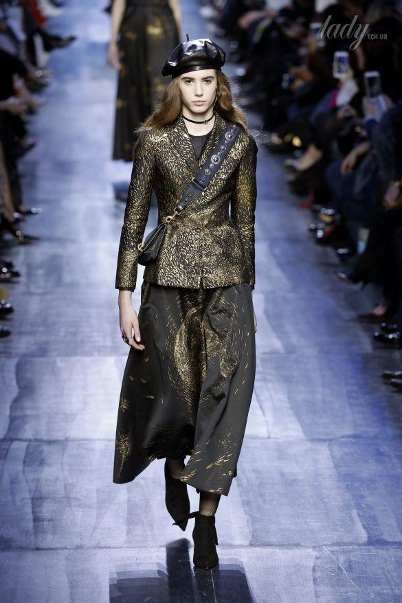 Коллекция Christian Dior прет-а-порте сезона осень-зима 2017-2018_52