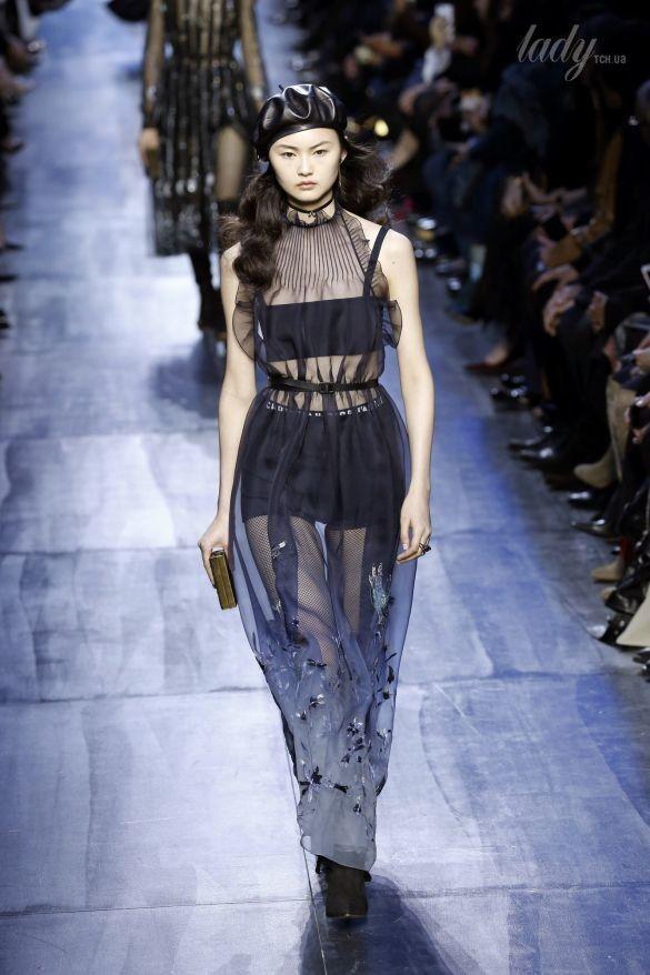 Коллекция Christian Dior прет-а-порте сезона осень-зима 2017-2018_32