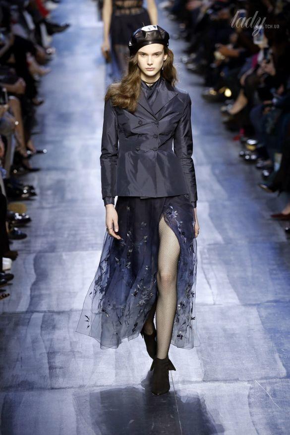 Коллекция Christian Dior прет-а-порте сезона осень-зима 2017-2018_31