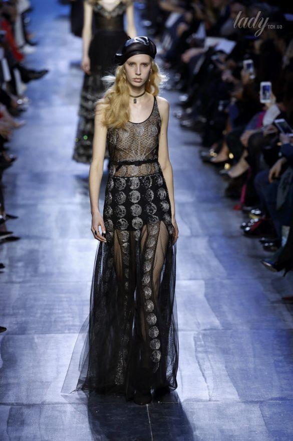 Коллекция Christian Dior прет-а-порте сезона осень-зима 2017-2018_61