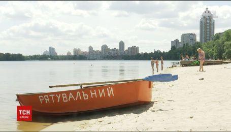 С начала года в Украине утонули 350 пловцов, большинство - из-за алкоголя