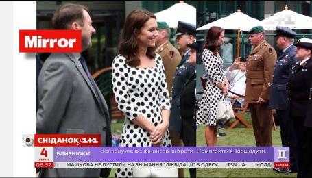 Герцогиня Кембриджська привітала учасників Вімблдонського турніру