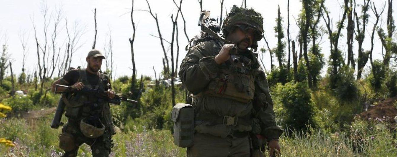П'ятеро загиблих українських бійців й серйозні втрати бойовиків. Доба в зоні АТО