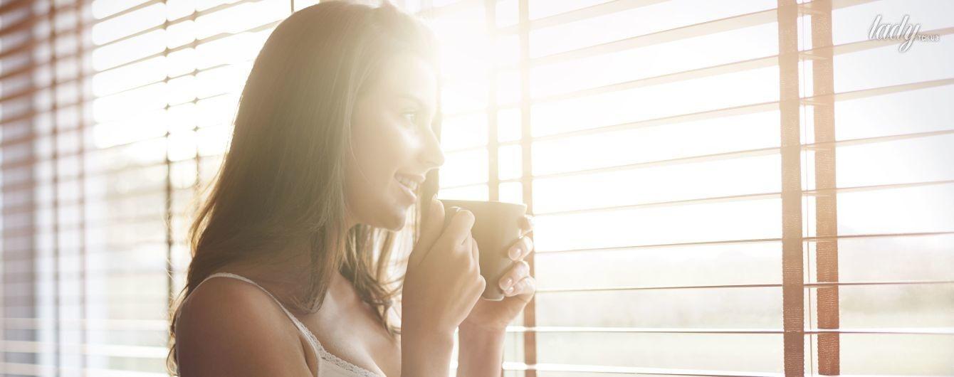 Утро женщины: с чего оно должно начинаться