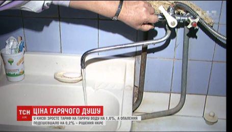 НКРЭКП установила новые цены на горячую воду и тепло