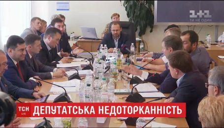 Регламентный комитет ВР рассмотрит представление прокуратуры против радикала Лозового