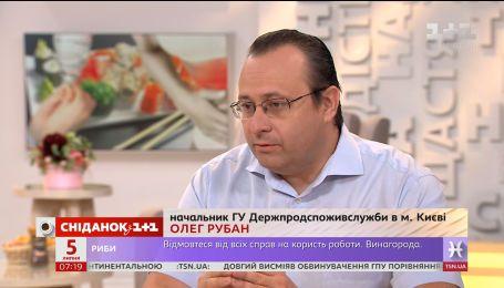 Олег Рубан: как проверяют заведения общественного питания
