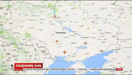 Минздрав опубликовало интерактивную карту опасных пляжей Украины
