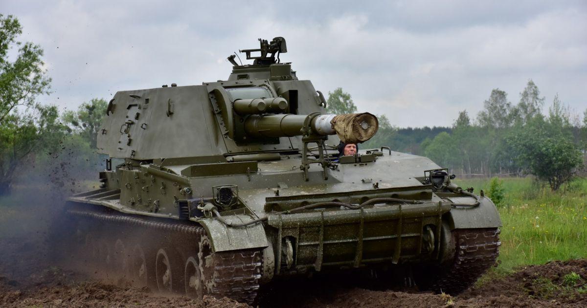 акация военная техника фото для