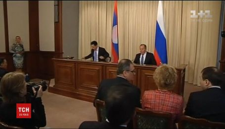 Міністр закордонних справ Франції обговорить конфлікт в Україні з Сергієм Лавровим