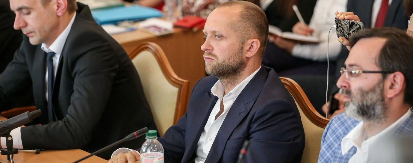 Поляков обвиняет НАБУ в незаконном прослушивании чиновников и слежке