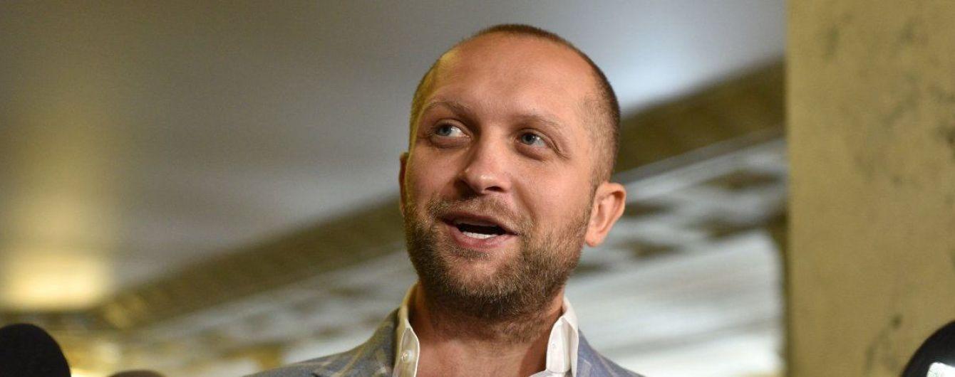 Нардеп Поляков обвинил руководителя НАБУ в коррупции и убийстве