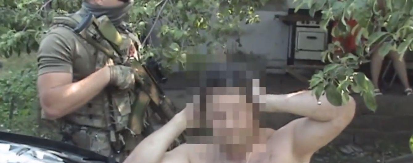 """СБУ затримала одного з ватажків """"міліції ЛНР"""""""
