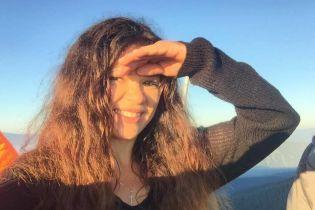 """Руслана """"знайшла"""" квітку папороті та підкорила вершину гори в Карпатах"""