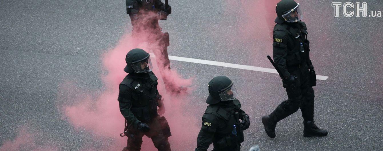 """Німецький клуб дозволив противникам саміту """"Великої двадцятки"""" переночувати на стадіоні"""
