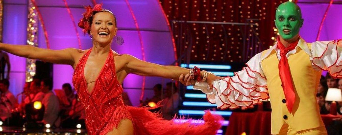 Влад Яма передав #танціззіркамиchallenge Дмитру Комарову