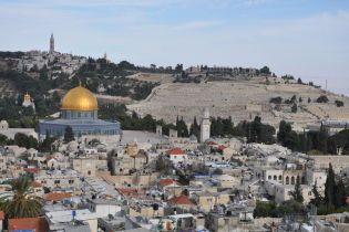 У христиан восточного обряда Страстная пятница: в Иерусалиме верующие прошли дорогой, по которой вели Иисуса на распятие