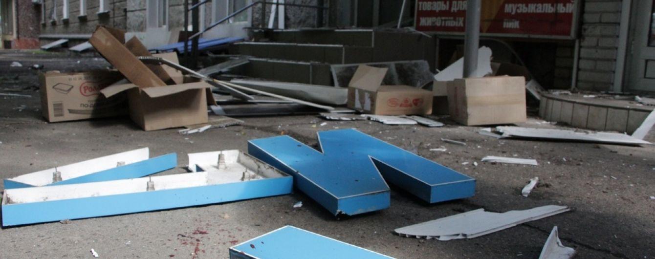 Вибухи у Луганську можуть стати лише початком серії терактів - українська сторона СЦКК
