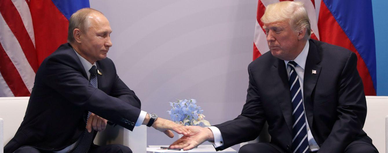 От восторга до разочарования: как Трамп и Путин обмениваются комплиментами