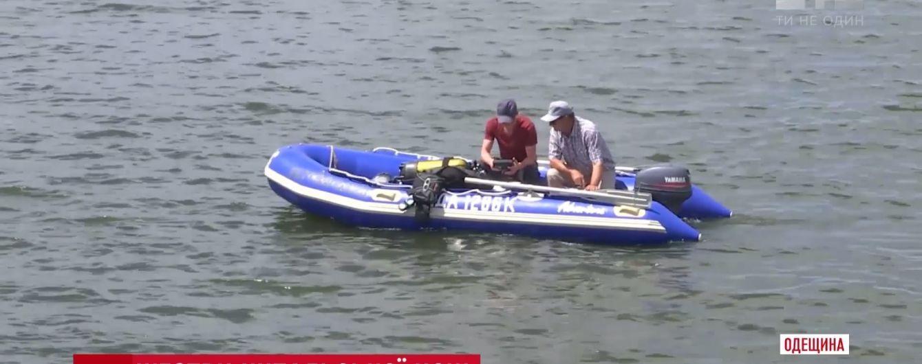 Третий день поисков рыбаков на Каневском водохранилище: спасатели удивляются полному отсутствию зацепок