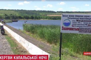 Рятувальники назвали причини рекордного з кількості потопельників літа в Україні