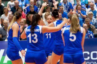 Украинская женская сборная впервые в истории выиграла волейбольную Евролигу