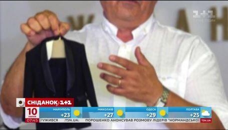 Зіркова історія метра чоловічого костюму - Михайла Вороніна