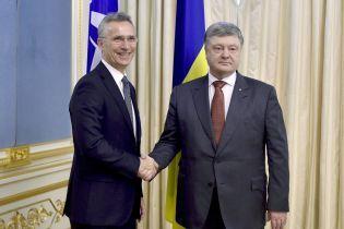 НАТО готово начать обсуждение плана членства Украины в Альянсе